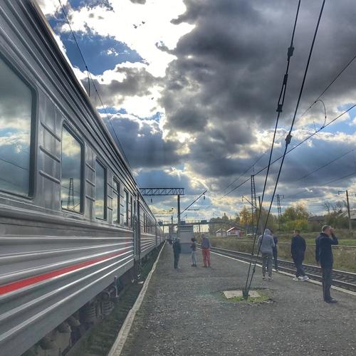 Vlak 378Й, Kazan - Novyy Urengoy