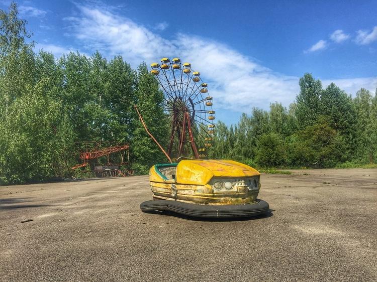 Zážitek jménem Černobyl